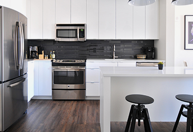 Backsplash & Kitchen